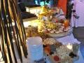 ARIANNA E STEFANO max&kitchen catering matrimonio in serra lorenzini buffet