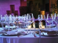 ARIANNA E STEFANO max&kitchen catering matrimonio in serra lorenzini allestimento tavolo