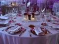 ARIANNA E STEFANO max&kitchen catering matrimonio in serra lorenzini tavolo sala ricevimento