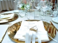 MAX&KITCHEN CATERING LUXURY GOLD