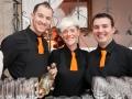 centauria max&kitchen catering arancione