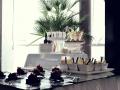 Matrimonio Fabiola Max&kitchen Catering terrazza con buffet