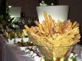 Matrimonio Zecchini Max&Kitchen catering buffet carasau e grissini