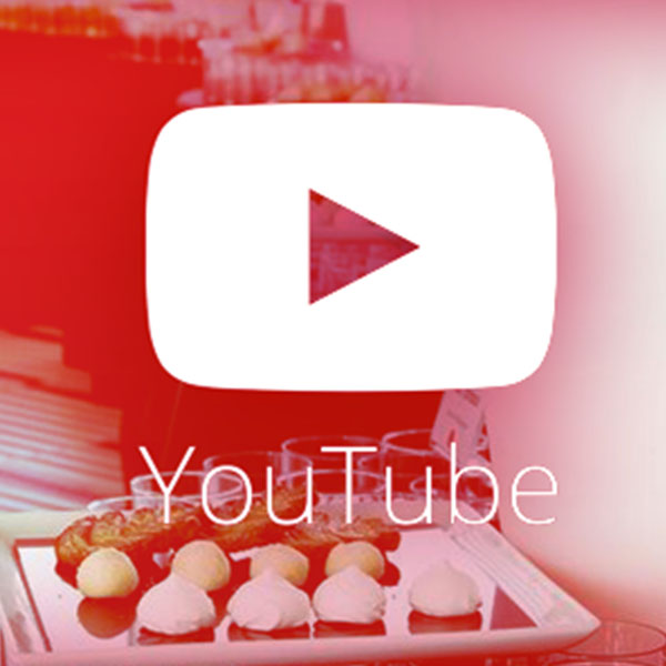 logo-video-youtube canale max&kitchen catering Milano