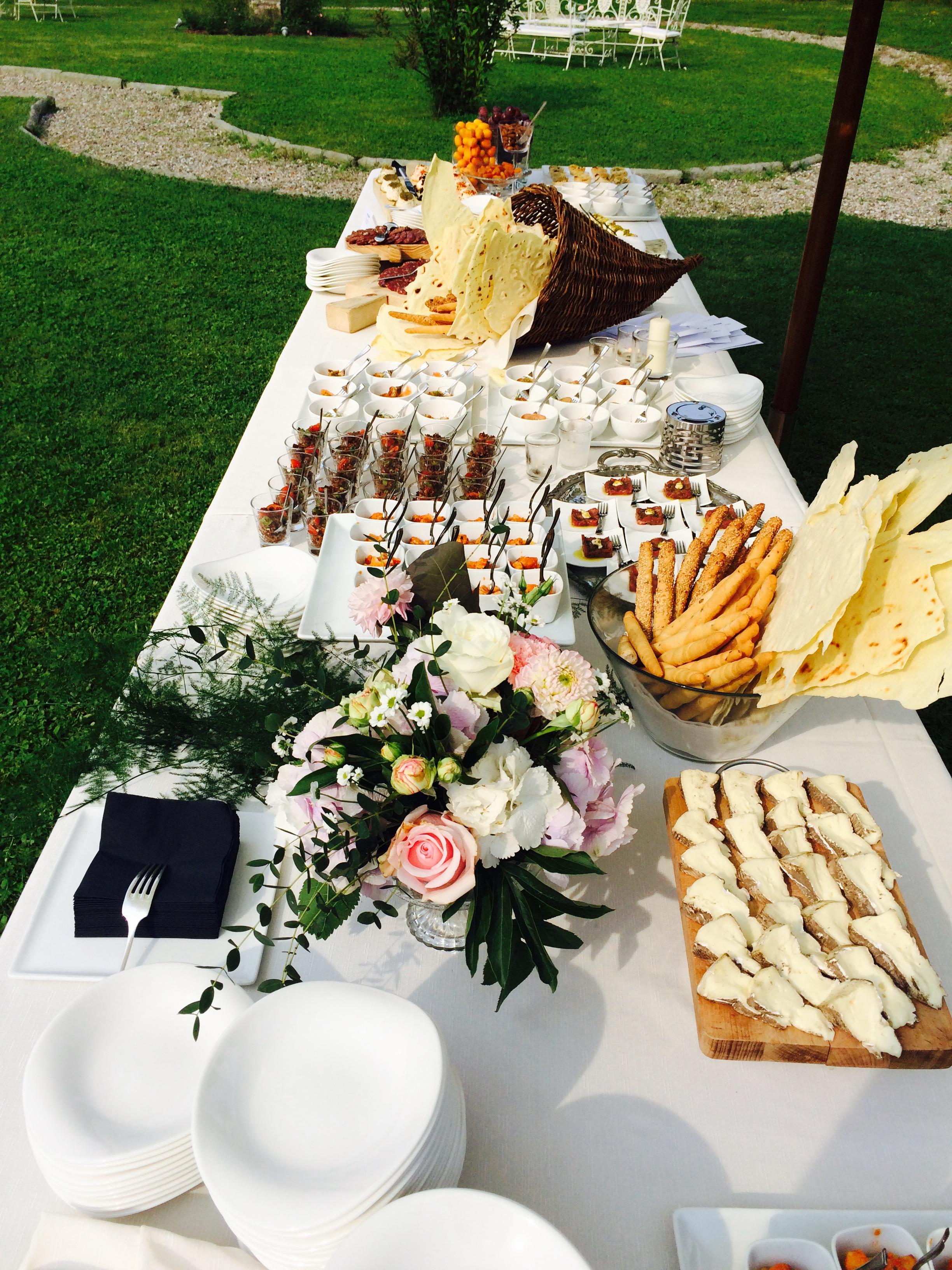 Matrimonio Elisa & Andrea | Max&kitchen catering