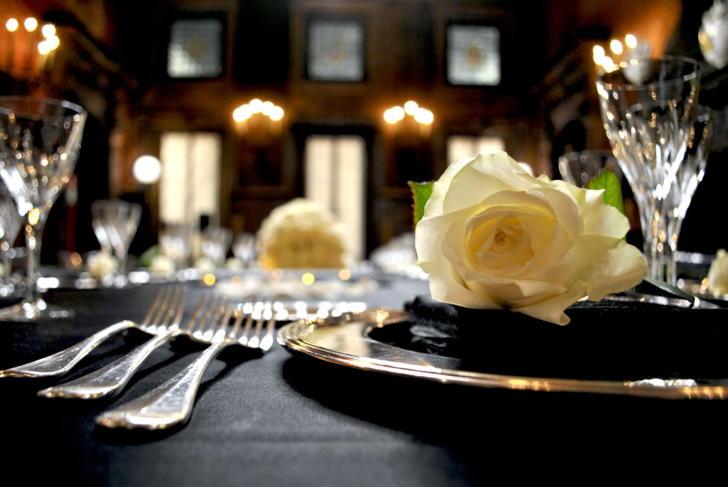 La migliore cena di gala sarà la tua