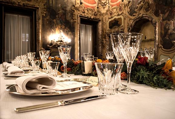 Massimo Temporiti max&kitchen catering milano presso socrea milano palazzo visconti