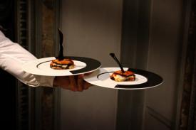 Cena di gala - Montblanc - location triangolo della moda