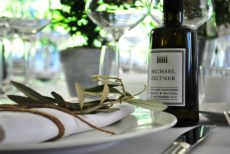 max&kitchen catering matrimonio wedding day, cerimonia sul lago bomboniera