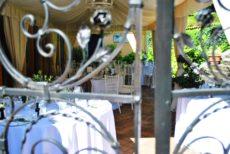 max&kitchen catering matrimonio wedding day, cerimonia sul lago