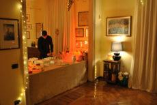 catering natale max&kitchen milano privato allestimento luminoso