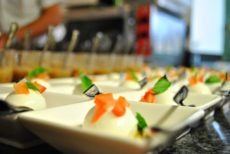 servizio catering como matrimonio luxury luxury food