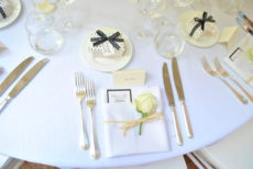 max&kitchen catering matrimonio wedding day, cerimonia sul lago allestimento