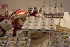 max&kitchen catering privato milano morbidella di verdure