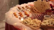 max&kitchen catering milano buffet
