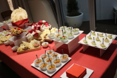 luxury event max&kitchen catering candeleluxury event max&kitchen catering crocchetta di melanzana