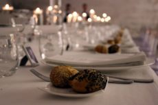 luxury milan catering food special