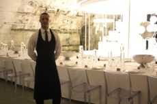 lee broun max&kitchen catering milan