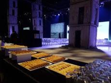 hangar bicocca capienza 1500 pax max&kitchen catering