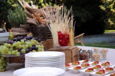 Matrimonio pinzimonio max&kitchen catering
