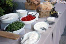 Matrimonio buffet del casaro max&kitchen catering