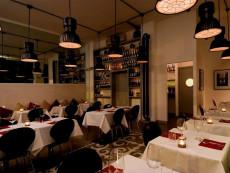 Ristorante Kitchen Milano- Vista interna del locale, possibile per prove menu o eventi privati personalizzabili