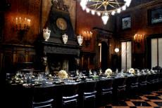 cena di gala max&kitchen catering milano, museo bagatti valsecchi
