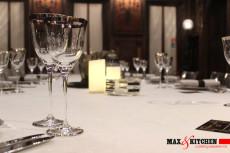cena-di-gala-anni-30 mont blanc max&kitchen catering milano museo bagatti valsecchi