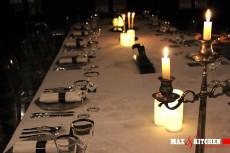 cena-di-gala-anni-30 mont blanc max&kitchen catering milano