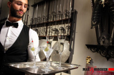 cena-di-gala-anni-30 mont blanc max&kitchen catering milano cena cocktail martini