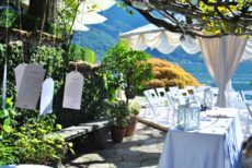 servizio catering como matrimonio tablò