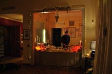 catering natale max&kitchen milano privato cena buffet