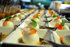 servizio catering como matrimonio luxury special food