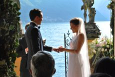 JOSIENNE & MICHAEL Un matrimonio max&kitchen catering Villa Cassinella a Lenno.
