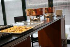 luxury light lunch elegante seezione ingredienti primi piatti elegante