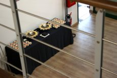 mx&kitchen catering milano light lunch buffet