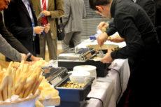intel Max&kitchen Catering milano cena