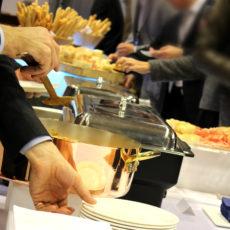 intel Max&kitchen Catering milano cena di gala servizio su misura