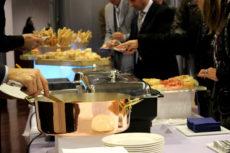 intel Max&kitchen Catering milano cena di gala special food
