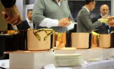 intel Max&kitchen Catering milano cena di gala