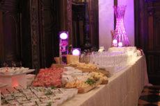 edison max&kitchen catering milano cena buffet museo bagatti valsecchi