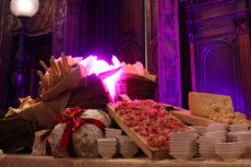 edison max&kitchen catering milano cena buffet