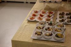 max&kitchen catering privato milano champagne