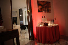 luxury event max&kitchen catering allestimento luminoso
