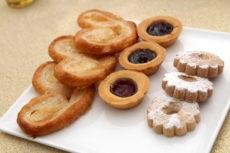 Parodi ricette biscotti max&kitchen milano