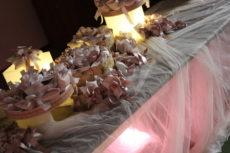 BATTESIMO SOFIA max&kitchen catering milano bomboniera originale