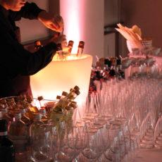 BATTESIMO SOFIA max&kitchen catering milano champagne