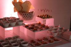 BATTESIMO SOFIA max&kitchen catering milano ambiente ampagne
