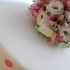max&kitchen catering milano torta luminoso fiori freschi