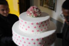 max&kitchen catering milano torta di cerimonia su misura